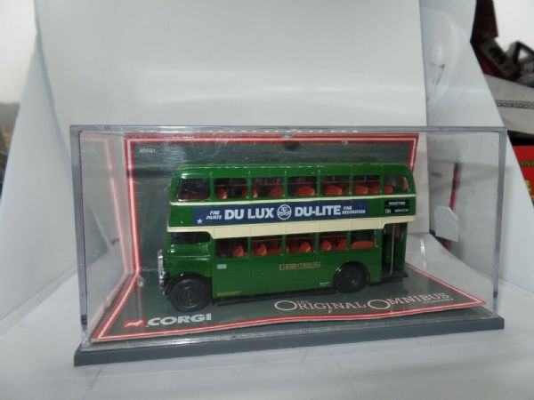 Corgi OOC 40701 Bristol K6A Bus United Counties 104 Wootton MIMB